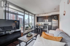 Real Estate Listing   #609 -78 TECUMSETH ST Toronto